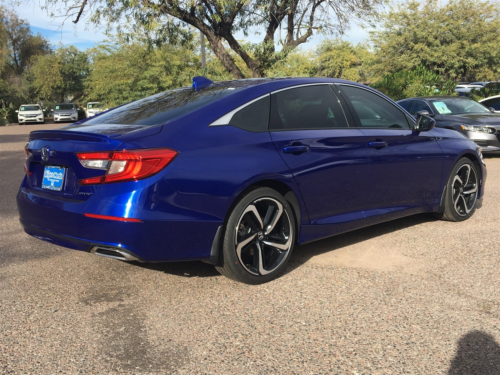 New 2019 Honda Accord Sport 1.5T