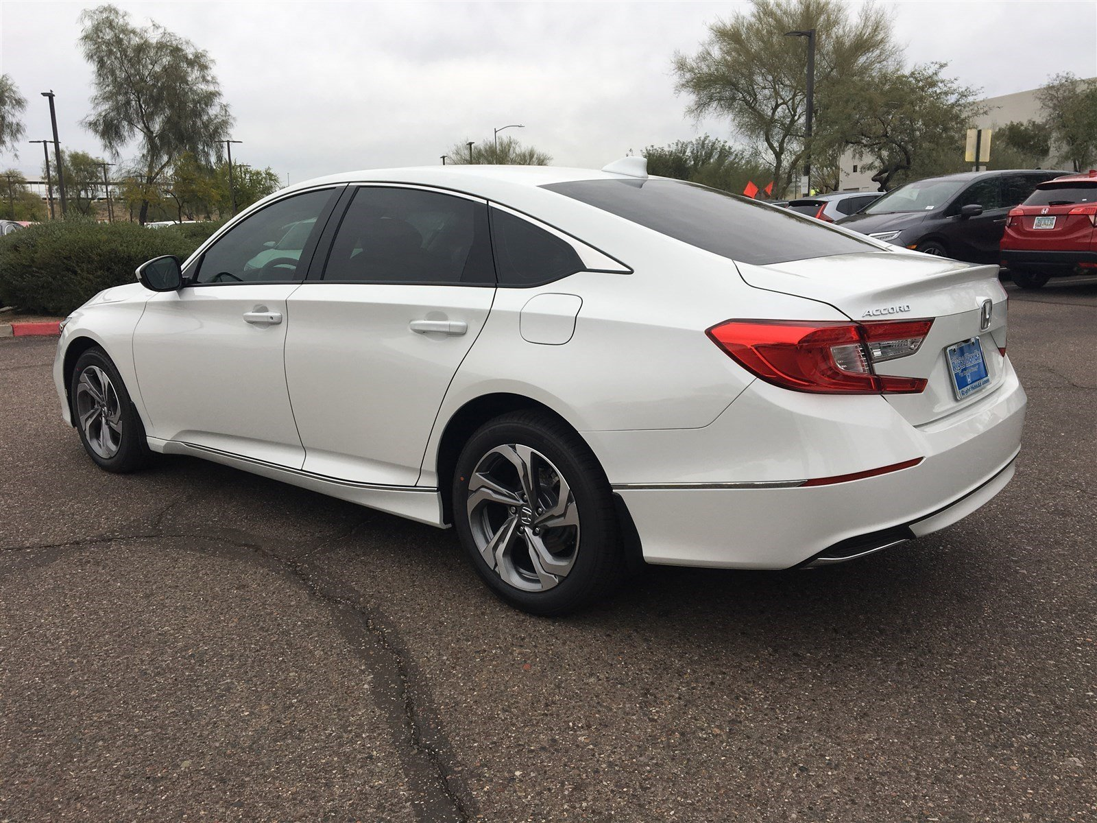 New 2019 Honda Accord EX 1.5T