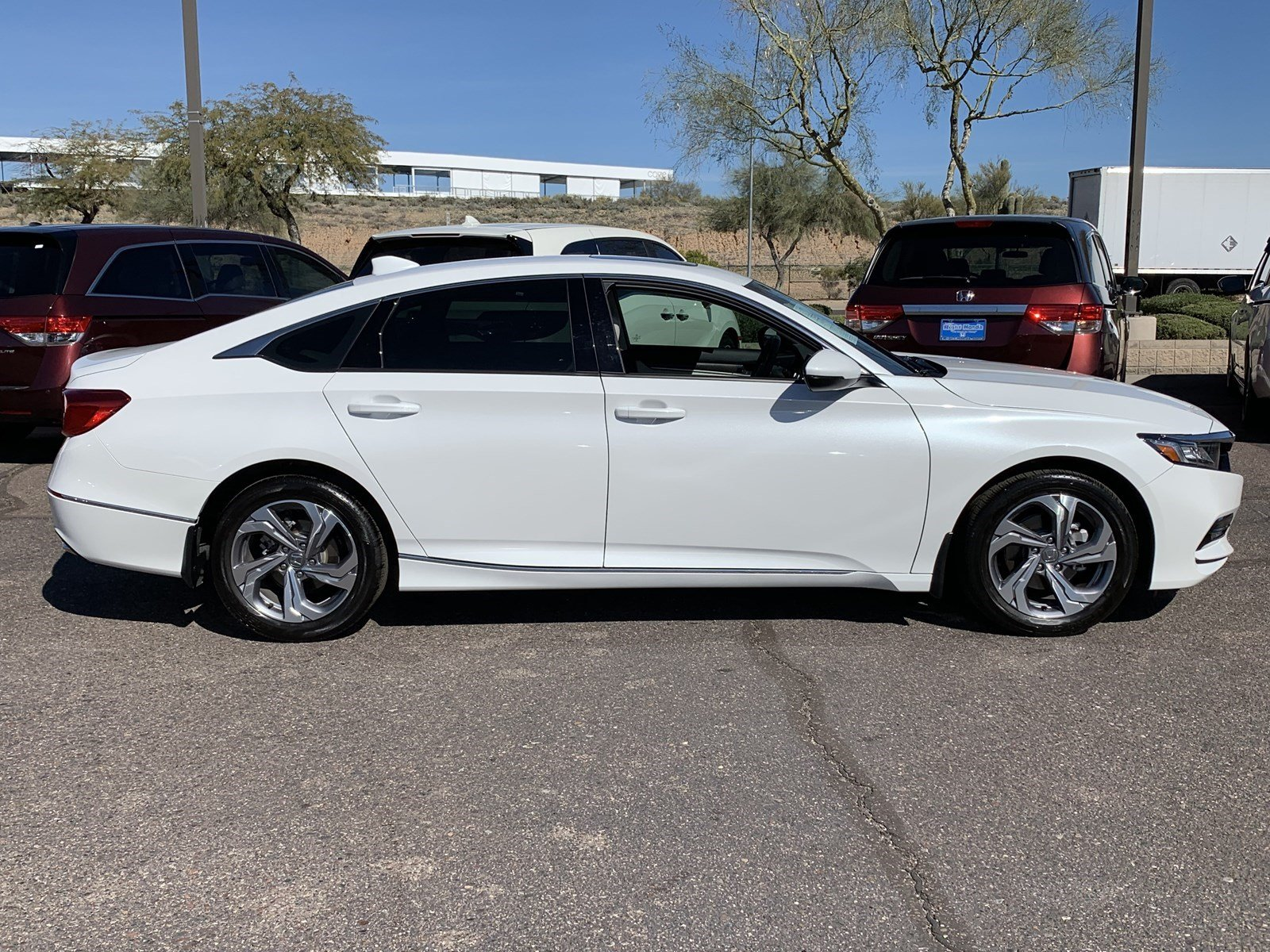 Certified Pre-Owned 2018 Honda Accord EX-L 1.5T