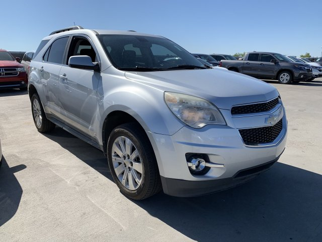 Pre-Owned 2010 Chevrolet Equinox LT w/2LT