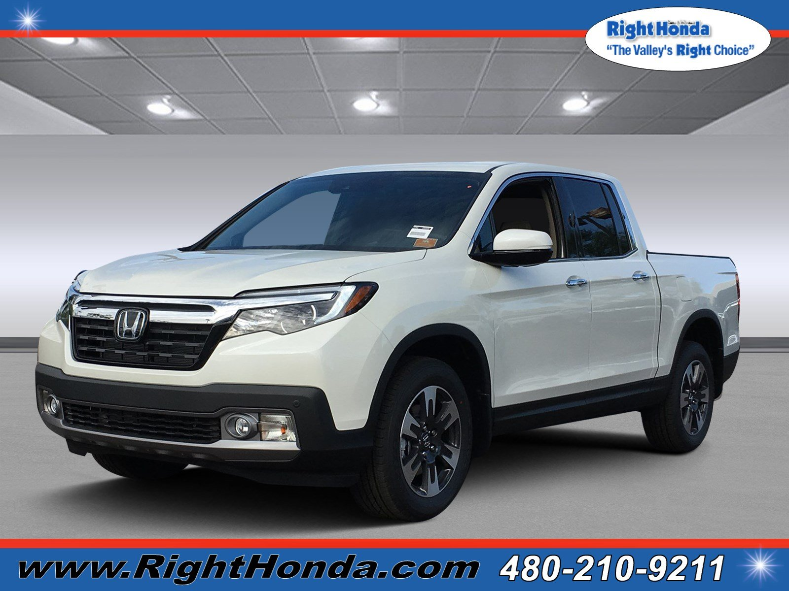 New 2019 Honda Ridgeline Rtl E Crew Cab Pickup In Scottsdale