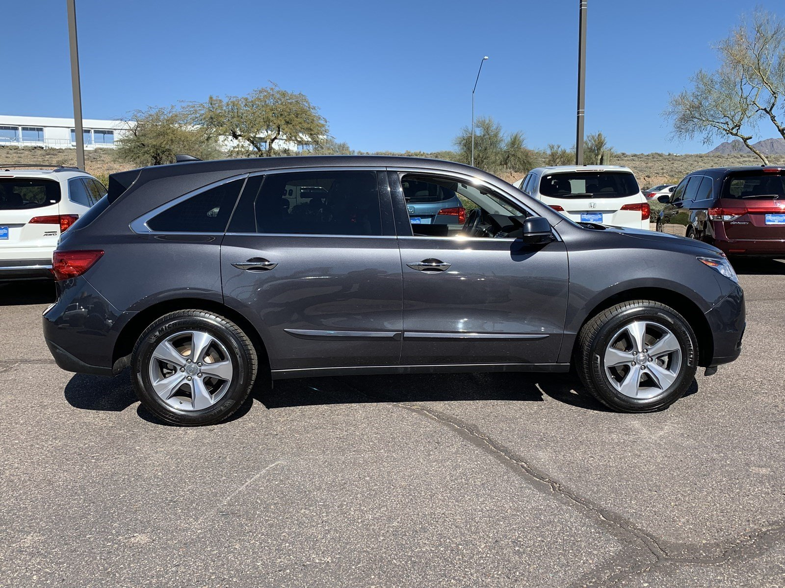 Pre-Owned 2014 Acura MDX 3.5L