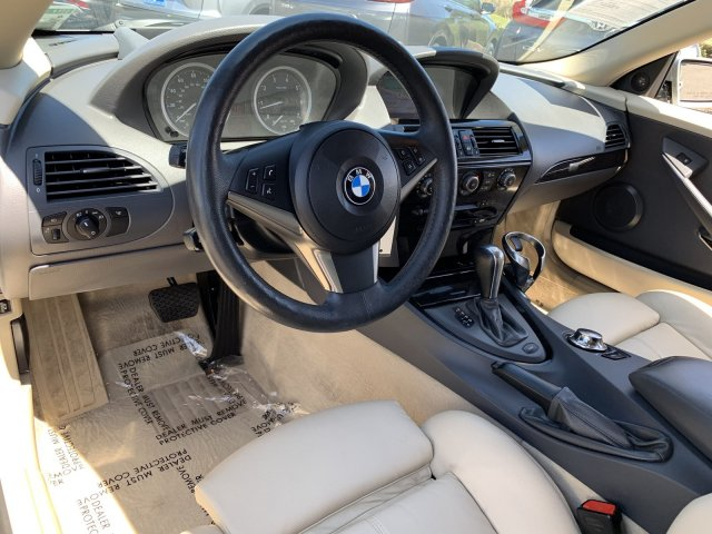 Pre-Owned 2005 BMW 6 Series 645Ci