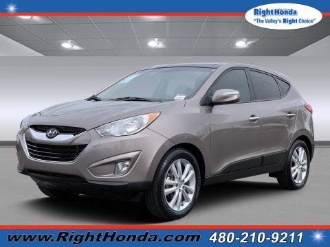 Pre-Owned 2012 Hyundai Tucson Limited PZEV